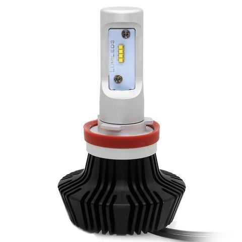 Набор светодиодного головного света UP-7HL-H16W-4000Lm (H16, 4000 лм, холодный белый)