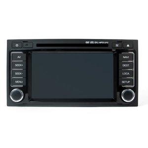 FlyAudio Gold D8034Navi Car Navigation and Entertainment System for Volkswagen Touareg