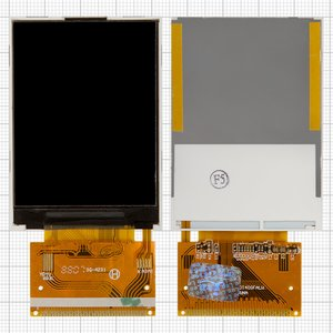 LCD for China-Nokia 5310; China-ZTC ZT188 Cell Phones, (37 pin, (60*43)) #S0240320T40GFALW/146367