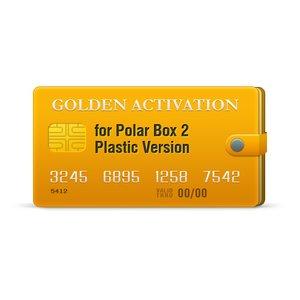 Golden Activation for Polar Box 3