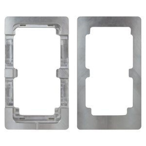 LCD Module Mould for Samsung G920F Galaxy S6 Cell Phone, (for glass gluing , aluminum)