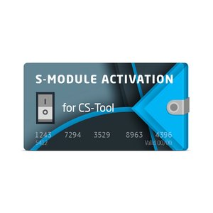 S-Module Activation for CS-Tool