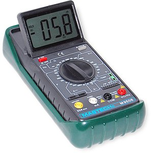 Digital Multimeter MASTECH M9508