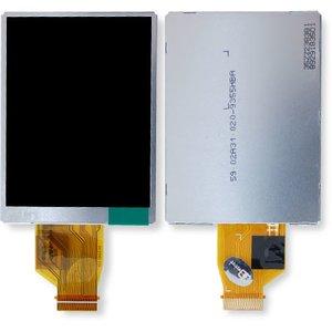 Pantalla LCD para cámaras digitales Kodak M893; Fujifilm F480 FD, J50, S1000; Jenoptik JD10.0z3; Samsung S1060; Olympus FE330, FE4000, FE4010, FE46, FE5020, FE5030, X845, X890, X925, X930, X960