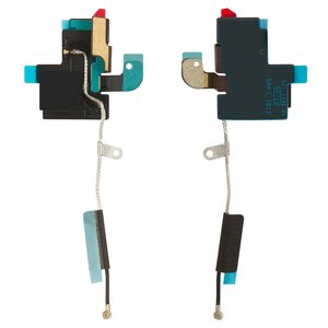 Cable flex para tablet PC Apple iPad 3, iPad 4, antenas GPS, con componentes