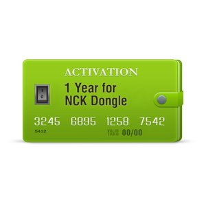 Activación por 1 año para NCK (Box/Dongle)