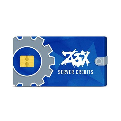 Créditos del servidor Z3X (cuenta nueva)