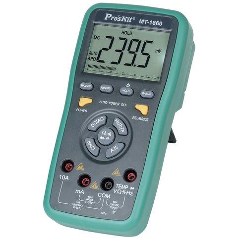 Цифровий мультиметр Pro'sKit МT-1860