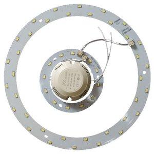 Комплект для збирання світлодіодного світильника 24 Вт (природний білий, круглий, 4000-4500 К)