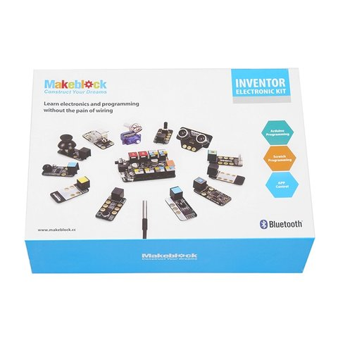 STEAM-набор изобретателя Makeblock Inventor Electronic Kit