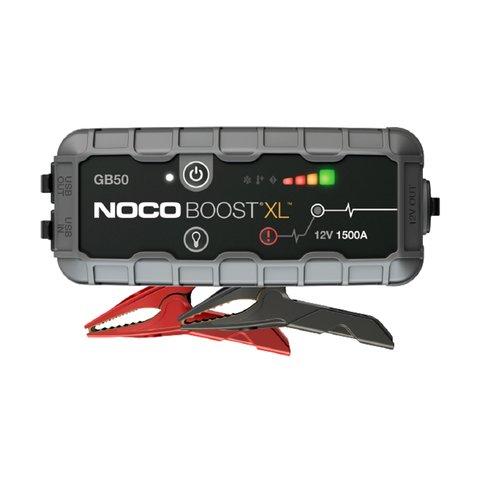 Пускозарядний пристрій для автомобільного акумулятора GB50
