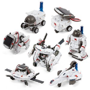 Космический флот 7 в 1, конструктор CIC 21-641