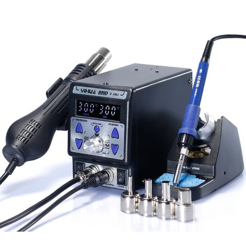 Hot Air Soldering Station YIHUA 899D II
